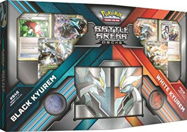 Pokémon Battle Arena Decks Kyurem