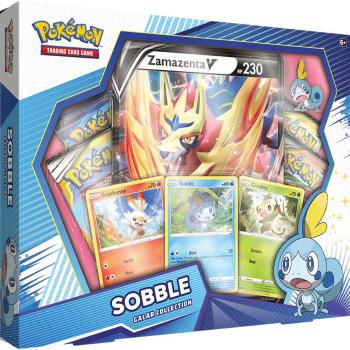 Pokémon Memmeon Galar Collection Box