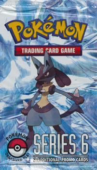 Pokémon POP Series 6 Booster
