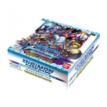 Release Special Booster Display Ver.1.0 BT01-03 - Digimon Card Game