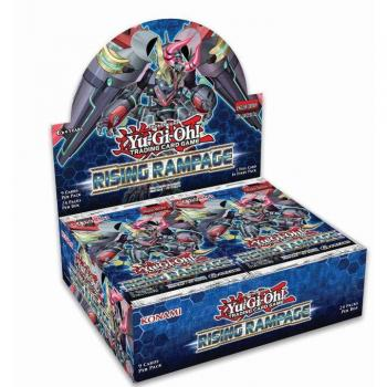 Rising Rampage Booster Display - Yu-Gi-Oh!