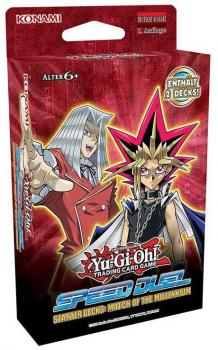 SPEED DUEL Starter Deck Match of the Millennium - Yu-Gi-Oh!