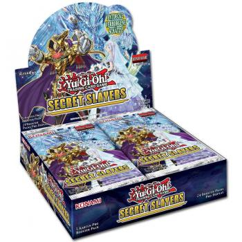 Secret Slayers Booster Display - Yu-Gi-Oh!