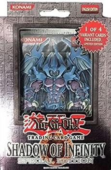 Shadow of Infinity Special Edition (Sealed/OVP) - Yu-Gi-Oh!