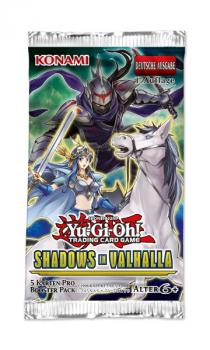 Shadows of Valhalla Booster - Yu-Gi-Oh!