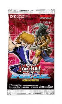 Speed Duel: Scars of Battle Booster Display
