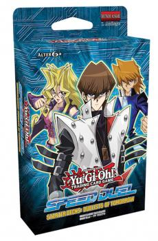 SPEED DUEL Starter Deck Duelists of Tomorrow - Yu-Gi-Oh!