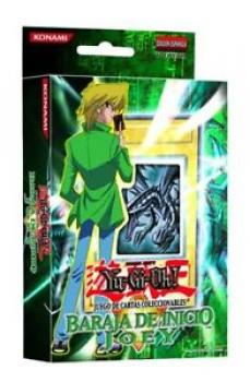 Starter Deck Joey Wheeler (Sealed/OVP) 1. Auflage - Yu-Gi-Oh!