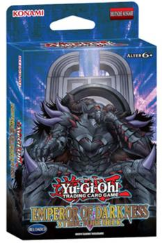 Structure Deck: Emperor of Darkness - Yu-Gi-Oh!