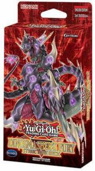 Structure Deck: Dinosmasher's Fury - Yu-Gi-Oh!