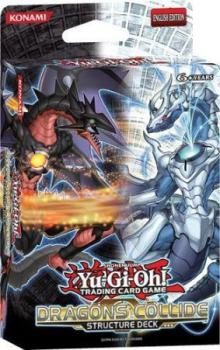 Structure Deck: Dragons Collide - Yu-Gi-Oh!