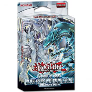 Structure Deck: Saga Blue-Eyes White Dragon - Yu-Gi-Oh!