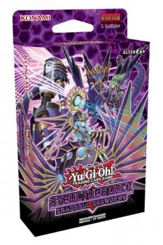 Structure Deck: Shadoll Showdown - Yu-Gi-Oh!