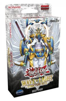 Structure Deck: Wave of Light - Yu-Gi-Oh!