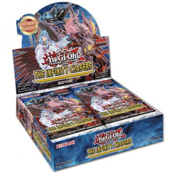 The Infinity Chasers Booster Display - Yu-Gi-Oh!