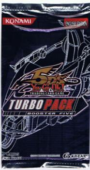Turbo Pack Booster Five Booster - Yu-Gi-Oh!