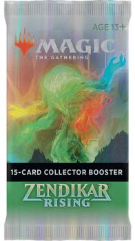 Zendikar Rising Collector Booster Box - Magic the Gathering
