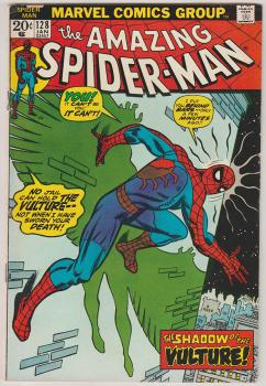 Amazing Spider-Man #128