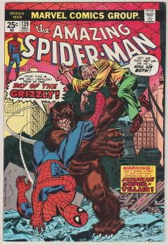 Amazing Spider-Man #139