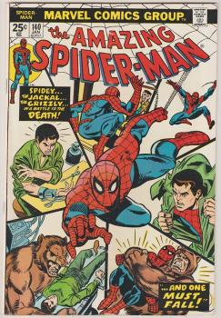 Amazing Spider-Man #140