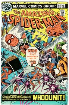 Amazing Spider-Man #155