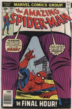 Amazing Spider-Man #164