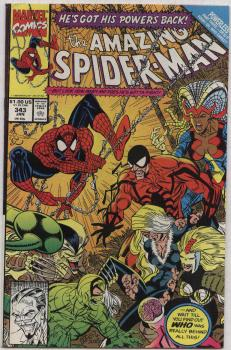 Amazing Spider-Man #343