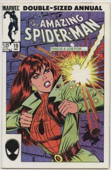 Comic: Amazing Spider-Man Annual #19
