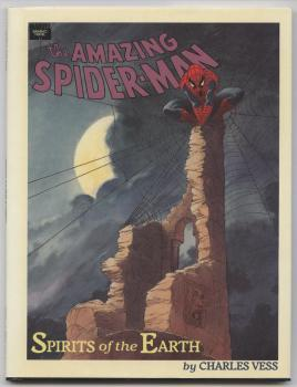 Spider-Man Spirits of the Earth Graphic Novel Hardcover
