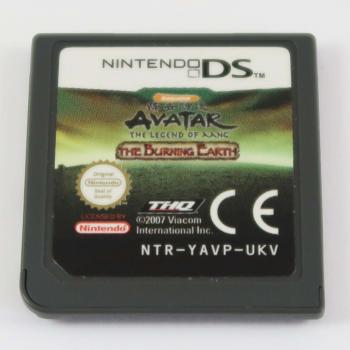 Avatar Die Legende von Aang - The Burning Earth - Nintendo DS