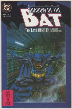 Batman Shadow of the Bat #2