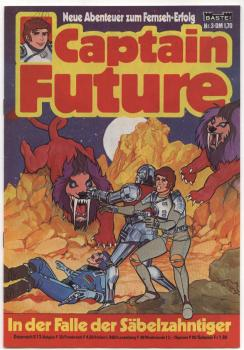 Captain Future #3