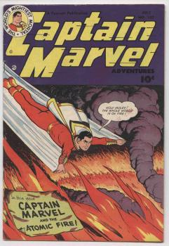 Captain Marvel Adventures #122
