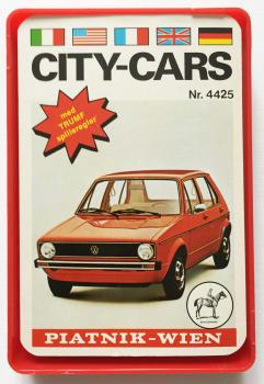 City Cars Quartett