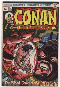 Conan the Barbarian #27