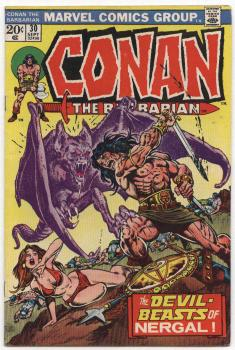 Conan the Barbarian #30