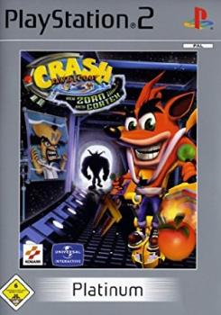 Crash Bandicoot der Zorn des Cortex - PS2