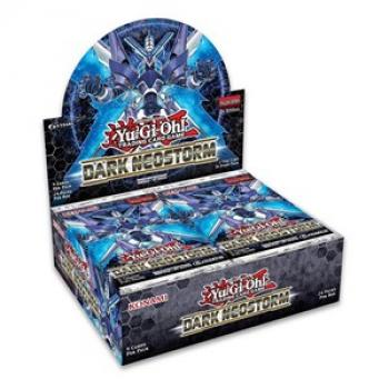 Dark Neostorm Booster Display - Yu-Gi-Oh!