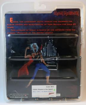 Eddie Phantom of the Opera Actionfigur
