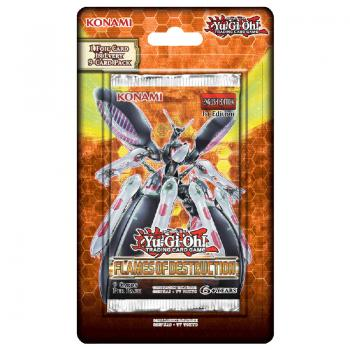 Flames of Destruction Booster Blister - Yu-Gi-Oh!