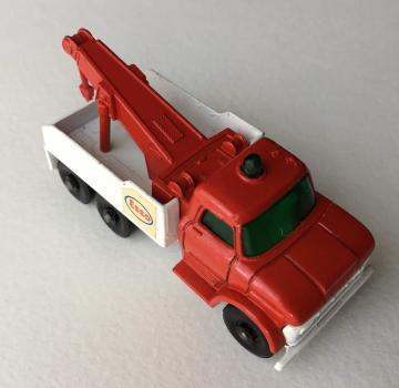 Matchbox Ford Heavy Wreck Truck No. 71
