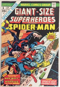 Giant-Size Super-Heroes Spider-Man #1