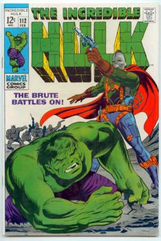 Incredible Hulk #112