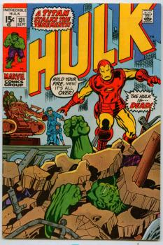 Incredible Hulk #131