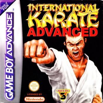 International Karate Advanced - GBA