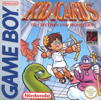 Kid Icarus - Game Boy