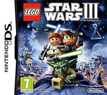 LEGO Star Wars III - Nintendo DS