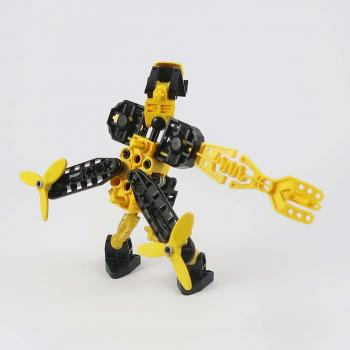 LEGO Technic - Judge Slizer (8504)