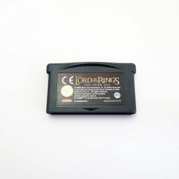 Lord of the Rings The Third Age - GBA
