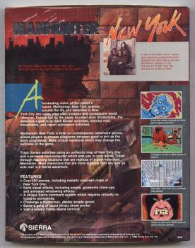 Manhunter PC Game